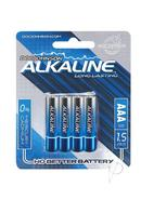 Doc Johnson Alkaline Batteries Aaa (4 Pack)