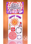 Goo Tattoos 12 Pack