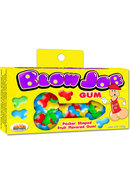 Blow Job Pecker Shaped Gum Fruit Flavored