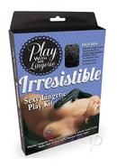 Play With Me Lingerie Irresistible Sexy Lingerie Play Kit