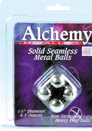 Alchemy Metallics Solid Seamless Metal Balls