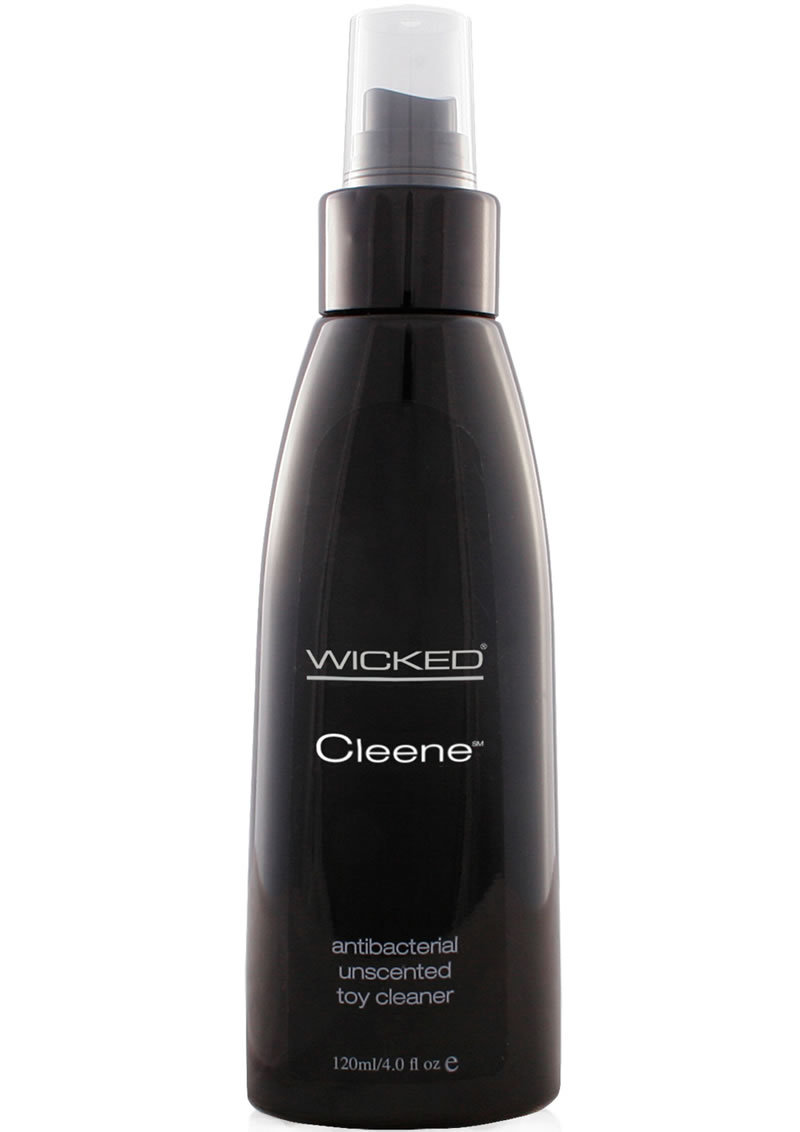 Wicked Cleene Antibacterial Toy Cleaner 4 Ounce Spray